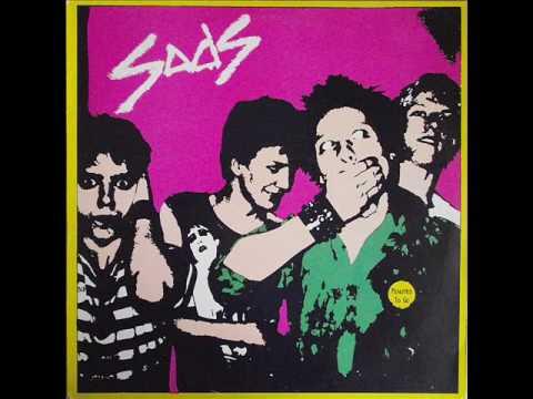 Sods  Minutes To Go  Side 2 Full LP vinyl rip