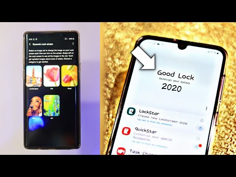 Samsung Good Lock 2020 Coming With New Features For Android 10 And One Ui 2🔥🔥