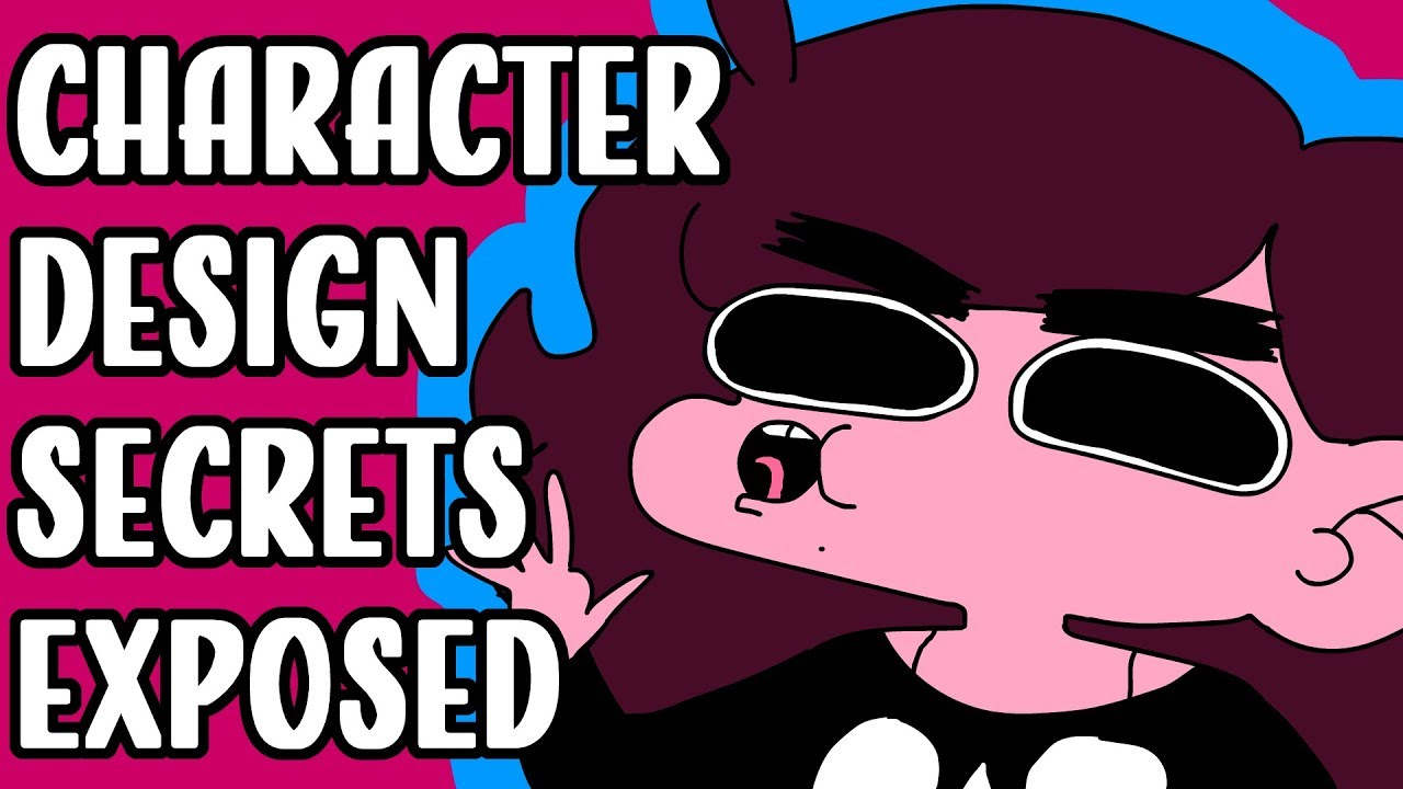 A GUIDE TO GOOD CHARACTER DESIGN (MEGA SUPER ULTIMATE)