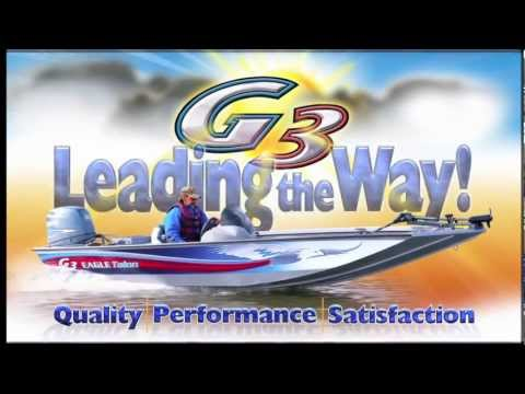 G3 Boats - Leading The Way 2013