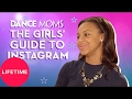 Dance Moms: The Girls' Guide to Life: Instagram Group Pic Tips (E1, P2) | Lifetime