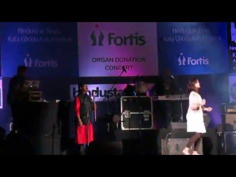 karsh Kale peekaboo Live by Apeksha Dandekar
