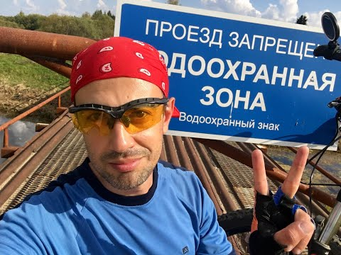 Вдоль канала Волга-Уводь с ветерком