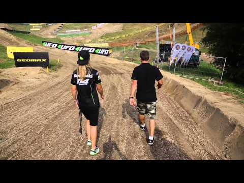 Livia Lancelot Episode 1/3 Final Round WMX 2015 in Loket