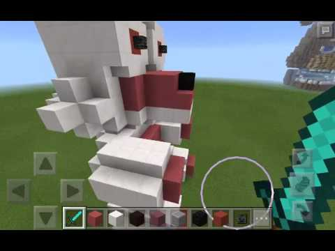 how to build a showcase in minecraft