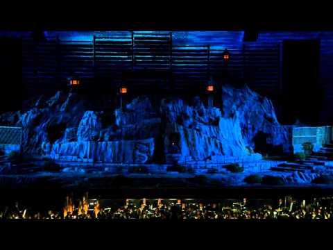 Madama Butterfly - Arena di Verona 2014 - Coro a bocca chiusa