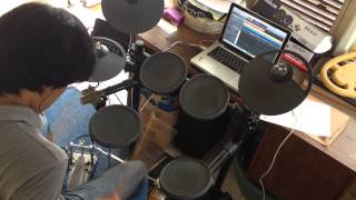 Bendera - Cokelat (Drum Cover by Irman)