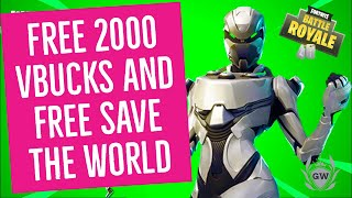 EON Skin Bundle avec VBUCKS GRATUIT - GRATUIT SAVE THE WORLD For Owners! XBOX SKIN! FORTNITE BATTLE ROYALE