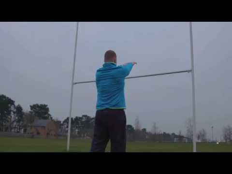 SKILLS & DRILLS WITH DYLAN HARTLEY - LINE-OT THROW IN