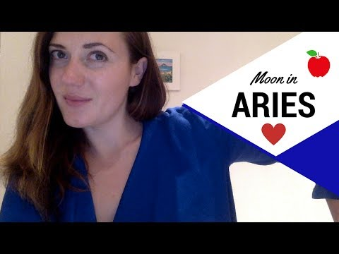 The Moon In Aries - Personality And Compatibility