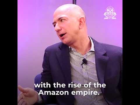 Faces of Greed: Jeff Bezos