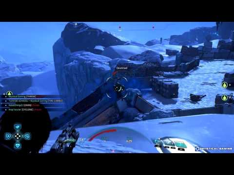 Mass Effect Andromeda Multiplayer - Firebase Icebreaker (Silver) (XBOX ONE)