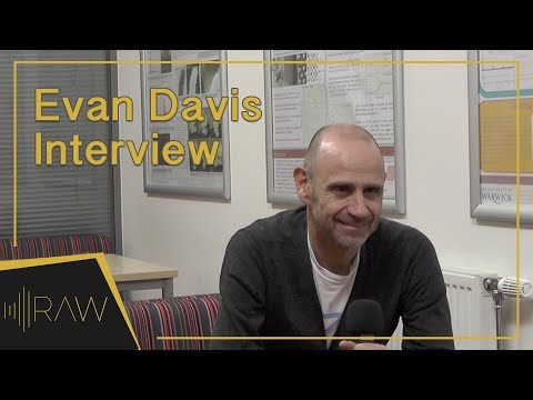 Evan Davis on Bullshit, Post-Truth Politics and Dragon's Den | RAW Interviews