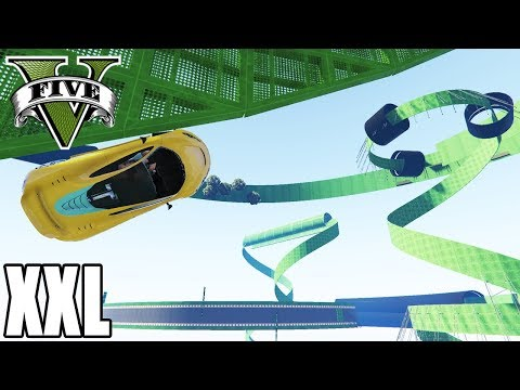 LÄNGSTER HINDERNIS WALLRIDE 2017 😍 GTA 5 ONLINE CUSTOM MAP | LPmitKev