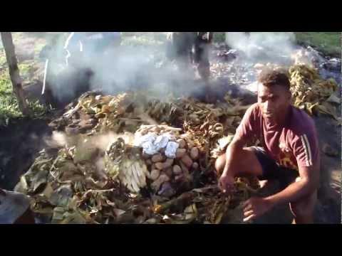 Uncovering Fijian Lovo - Dinner Revealed