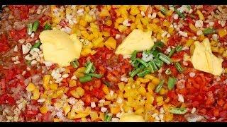Biggest Shakshuka making - Shakshouka -  Eggs in Tomato Sauce Recipe