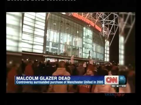 Man Utd's former owner dies