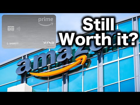 Chase Amazon Prime Credit Card: Worth Getting In 2020?