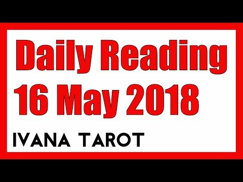 💖  Man Crying Over a Loss - Daily Tarot Reading 16 May 2018