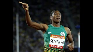 Caster Semenya loses landmark case against IAAF over testosterone levels, Cas rules