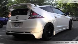 Nicely Modified Honda CR-Z