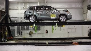 2014 Subaru Forester | Side Crash Test Documentation | CrashNet1