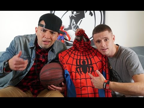 Spider-Man Basketball Part 1 Reaction Video