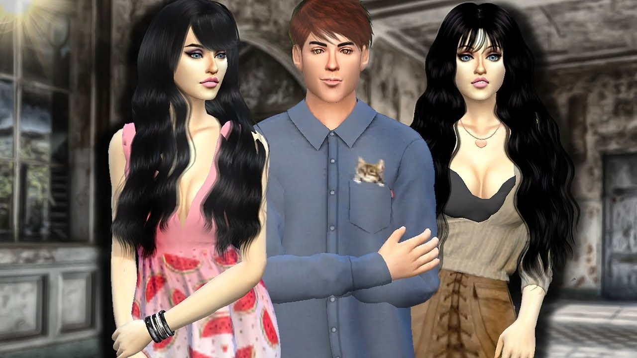 Same Face - Twins Story | Sims 4 Machinima
