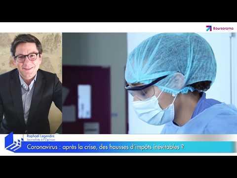 Coronavirus: après la crise, des hausses d'impôts inévitables ?