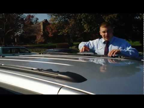 HOW TO USE THE ROOF RACK ON A VOLKSWAGEN ROUTAN