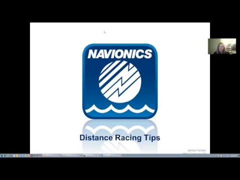 "Webinar: ""Distance Racing Tips"" with Jenna Ferrieri"