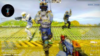 Counter Strike Global Offensive - Zombie Escape mod online gameplay on Predator Ultimate map / Видео
