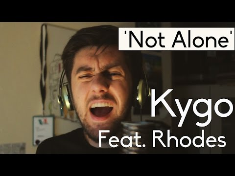 KYGO - Not Alone feat. Rhodes Cover by Aaron Fleming