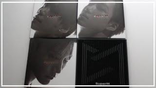 Gambar cover Unboxing SuperM 슈퍼엠 1st Mini Album SuperM (United, Taemin, Kai & Ten Versions)