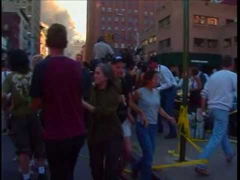 Amy Goodman Witnesses WTC7 Implosion On 9/11?