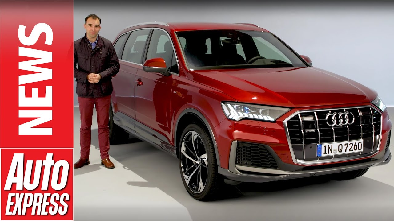 Audi Suv Models >> New Audi Q7 Suv Revealed See What S New For 2020
