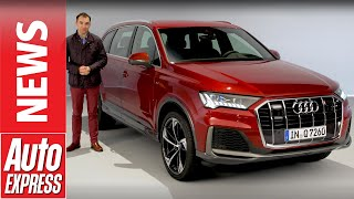 New Audi Q7 SUV revealed – see what's new for 2020