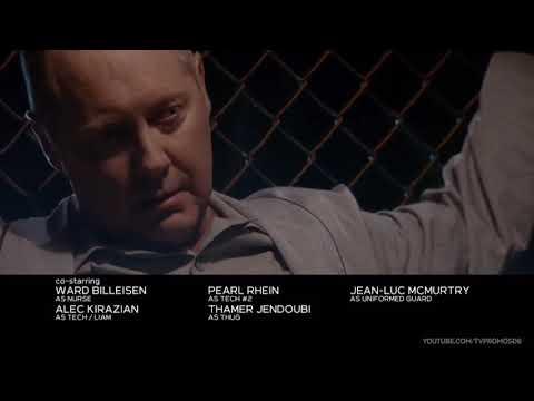 Черный список 7 сезон 2 серия промо, дата выхода