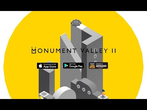 Monument Valley 2 - Available on Android & iOS November 6th 2017