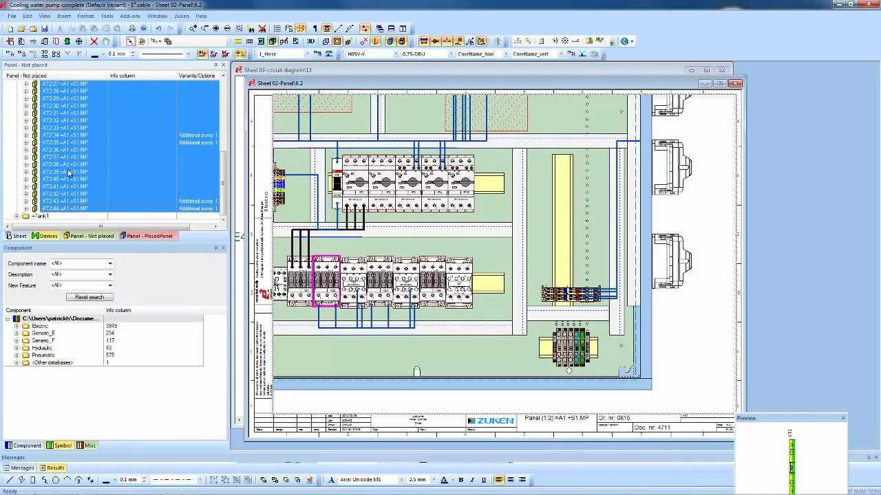 E3series Plant Machinery And Automation Electrical Control Schematic Program System Design Youtube