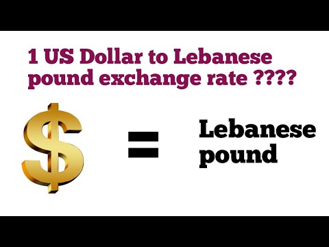 USD To Lebanese Pound | Usd To Lbp | Lbp To Usd | Dollar To Lbp | Usd To Lebanese Pound