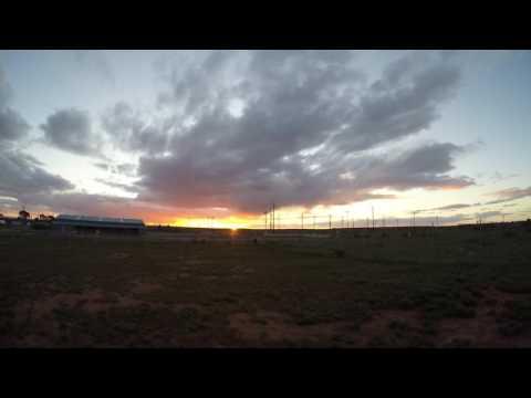 Sunset in Broken Hill