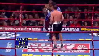 Calzaghe v Lacy -World title unification (Full fight). Both undefeated