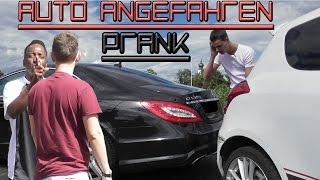 AUTO ANGEFAHREN PRANK ! | PvP