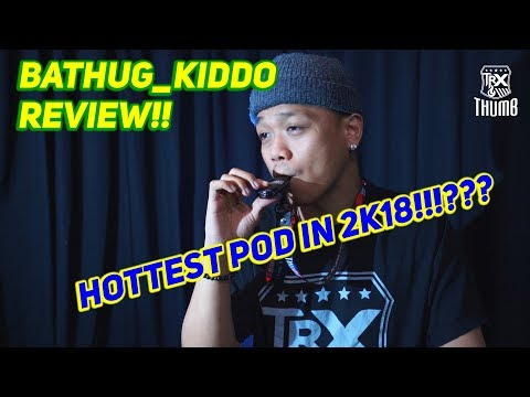 HOTTEST POD SYSTEM IN 2K18 ??!! MALAYSIA PRODUCT - TRX THUMB Unboxing By Bathug_Kiddo