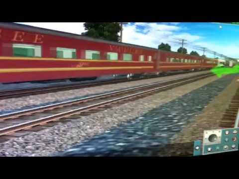 4501 Chattanooga to Cleveland Test Run Trainz 2012