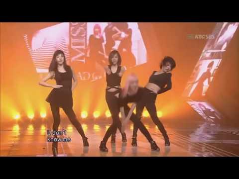 JPY 걸그룹 공중파 1위곡 모음 Twice, Miss A