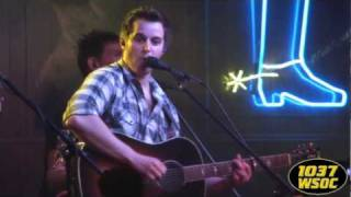 "103.7 WSOC: Easton Corbin performs ""I"