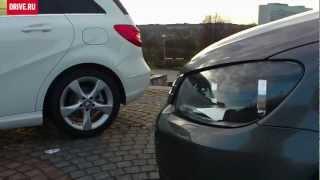 видео Компактвен Mercedes-Benz B-класса