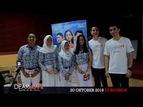 Film Dear Love goes to SMAN 67 Jakarta